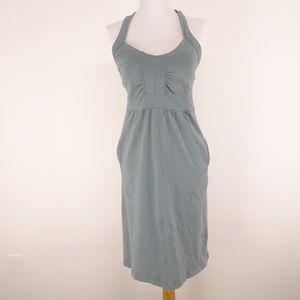 Athleta Dress Built-in Bra Cotton - Medium Tall